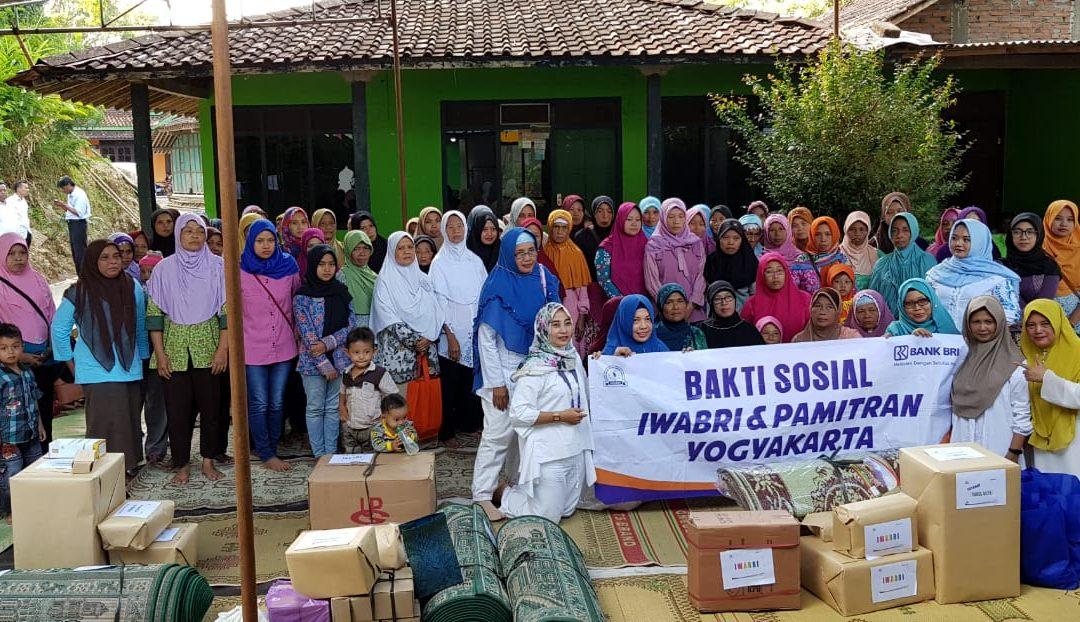 Bakti Sosial IWABRI & Pamitran Yogyakarta 2019