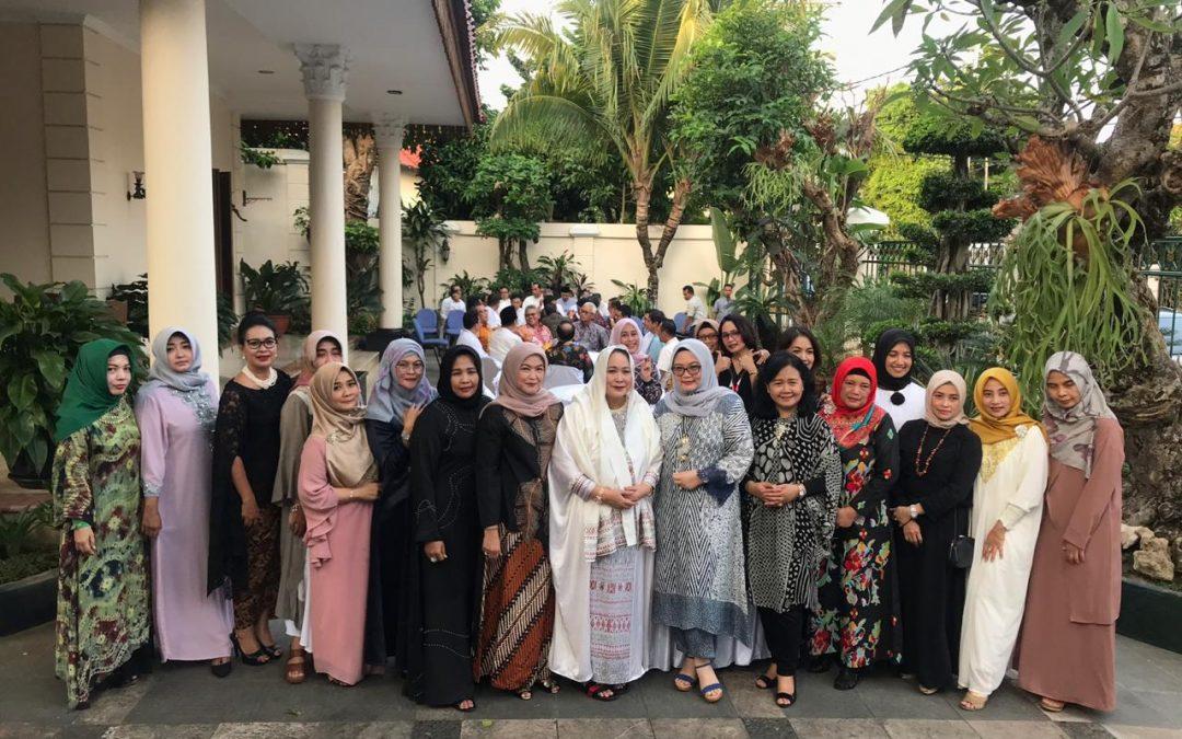 Halal Bihalal IWABRI Yogyakarta bersama Ketua IWABRI Pusat