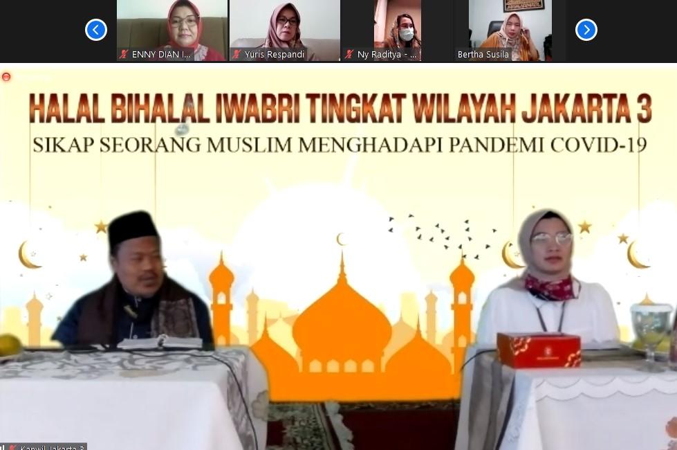 Halal Bi Halal IWABRI Jakarta-3