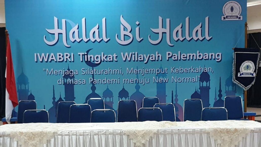 HALAL BIHALAL IWABRI TINGKAT WILAYAH PALEMBANG