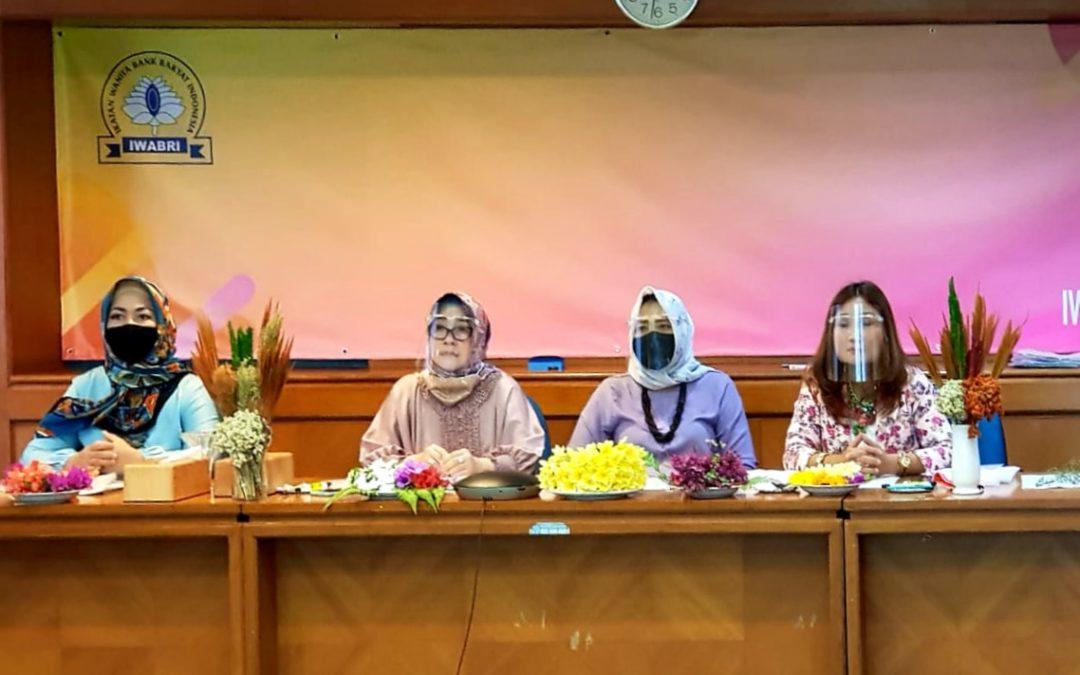 IWABRI Tk. Wil. Bandung Mengikuti Online Workshop