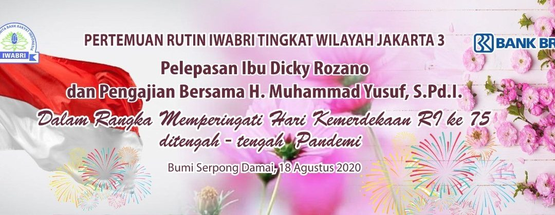 Pertemuan Rutin IWABRI Jakarta-3