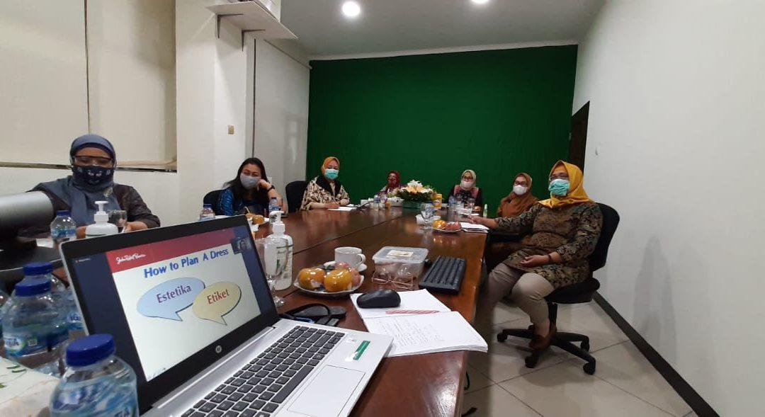 IWABRI Tingkat Wilayah Semarang turut serta dalam Webinar John Robert Power, 30 September 2020