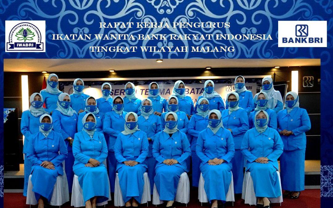 Rapat Kerja Pengurus IWABRI Tingkat Wilayah Malang