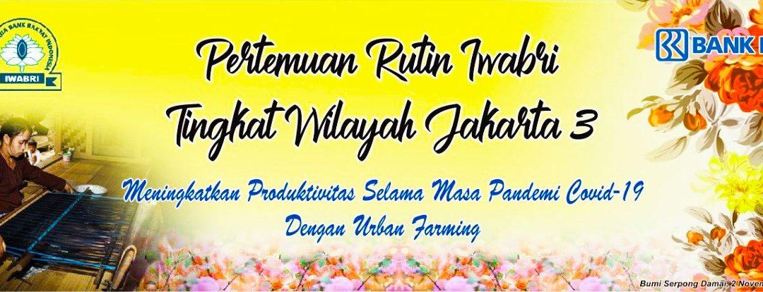 Pertemuan Rutin IWABRI Jakarta 3