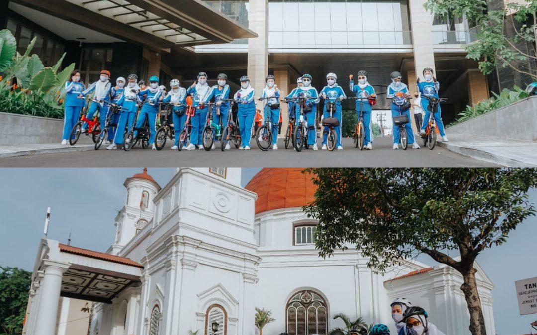 Silaturahmi Ketua IWABRI dan Pendamping IWABRI Tingkat Pusat dengan IWABRI Tingkat Wilayah Semarang (25-26 Oktober 2020