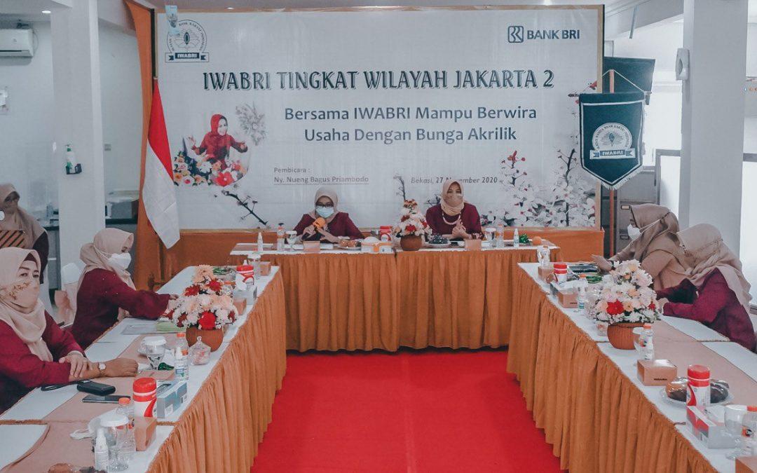 Pertemuan Rutin IWABRI Tingkat Wilayah Jakarta 2 (November 2020)