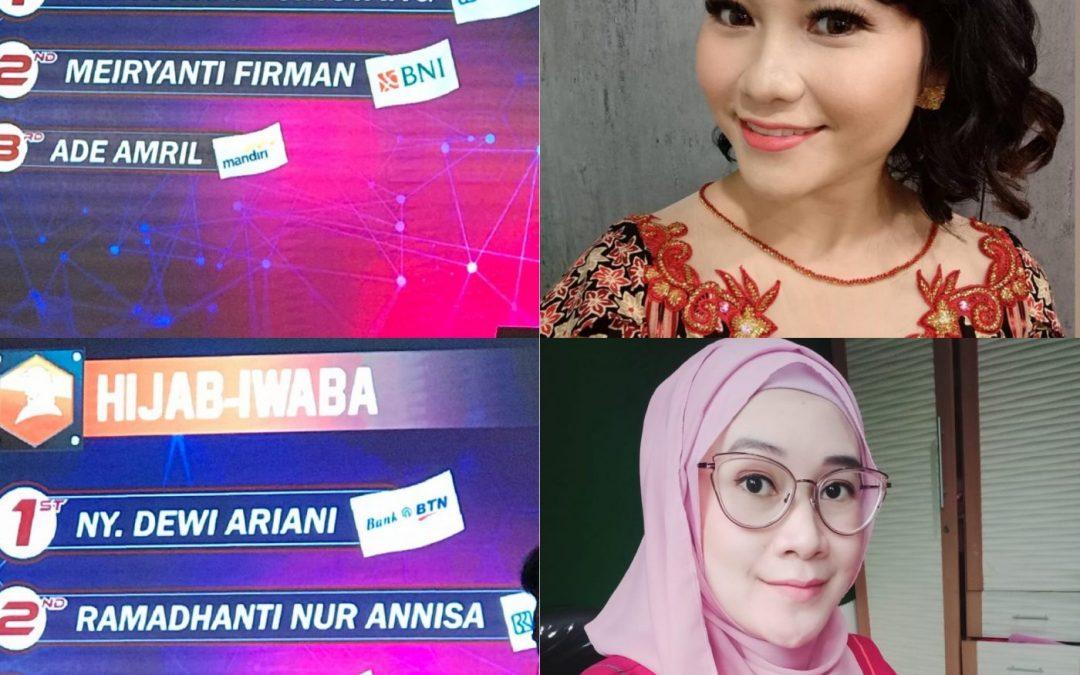 IWABRI Surabaya Meraih Juara 1 dan 2 dalam Gelaran DIGIPORBANK BMPD JATIM 2020
