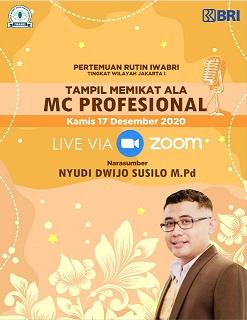 Pertemuan Rutin IWABRI Tingkat Wilayah Jakarta 1