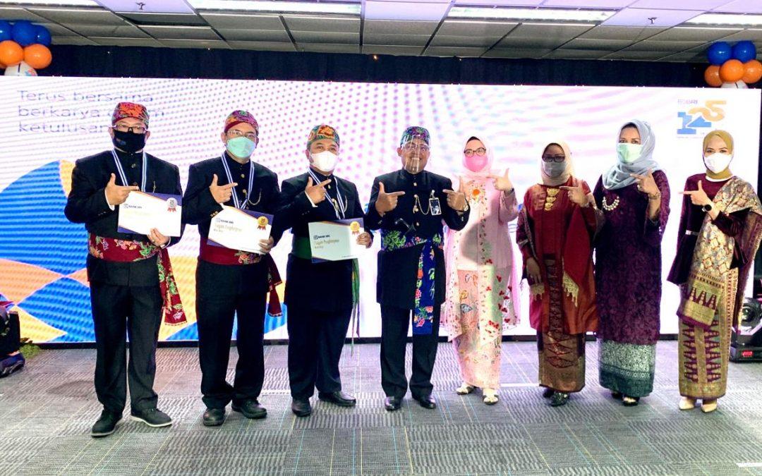 IWABRI Tingkat Wilayah Jakarta 2 Dalam HUT BRI ke 125 Tahun