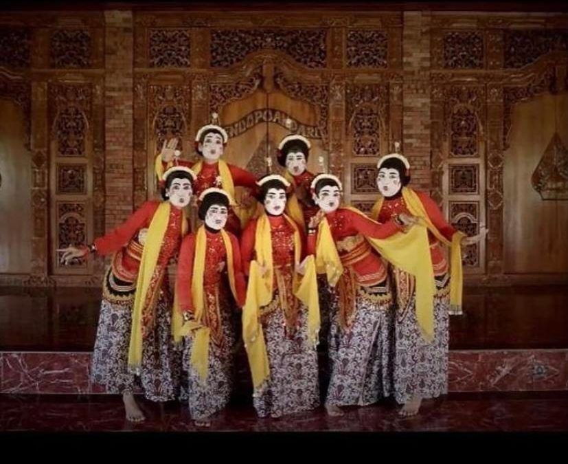 IWABRI Kanwil Malang mengikuti Lomba Tari Kreasi Tradisional IWABRI Selindo (virtual)
