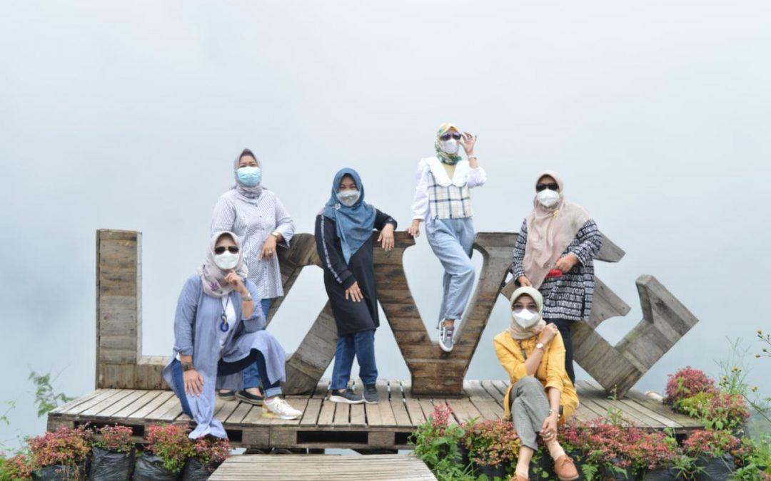 Kunjungan Silaturrahim Pembina IWABRI Surabaya