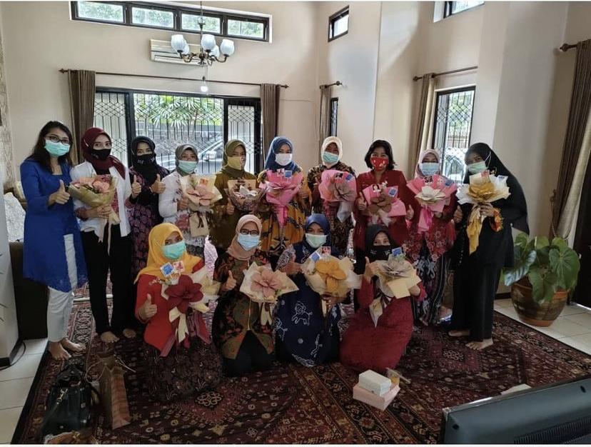 IWABRI Malang Mengikuti Kegiatan IWABA Malang via Zoom