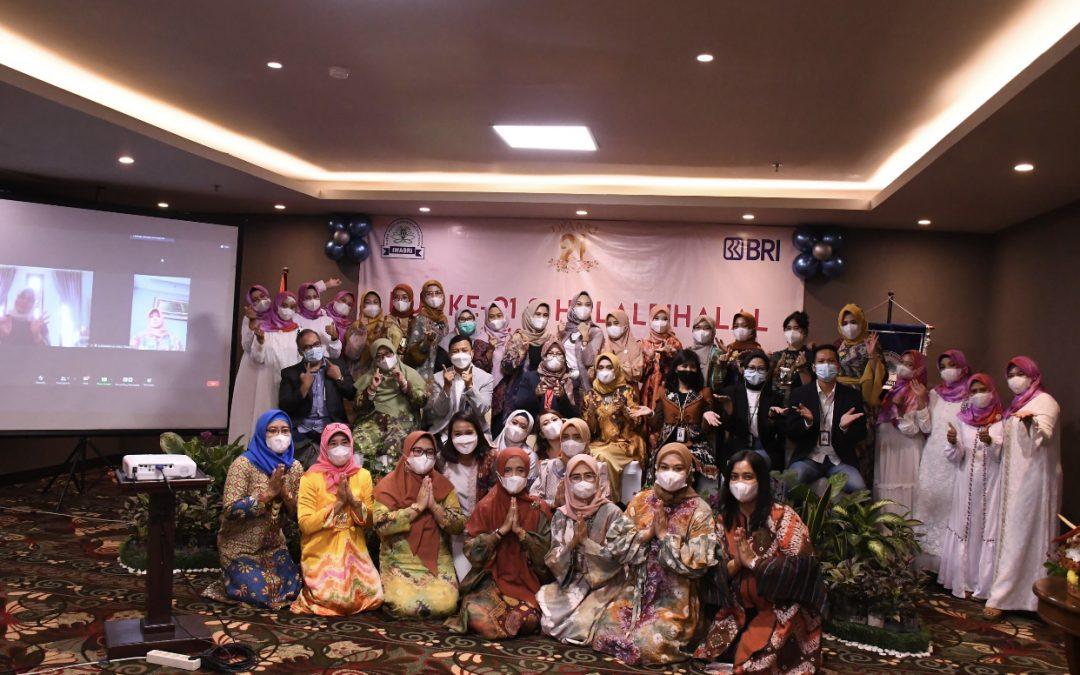 HUT IWABRI ke 21 dan Halal Bihalal IWABRI TW Surabaya