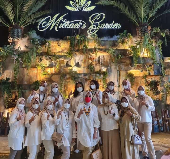 Kebersamaan IWABRI Tingkat Wilayah Jakarta 2 (Juni 2021)