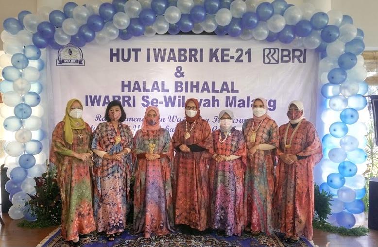 HUT IWABRI Ke-21 dan Halal Bihalal IWABRI Tingkat Wilayah Malang