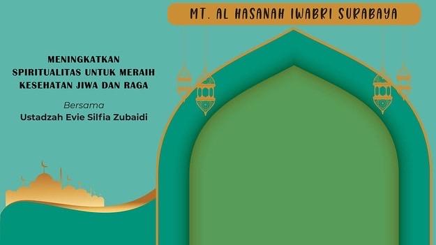 Pengajian Rutin MT. Al Hasanah IWABRI Surabaya
