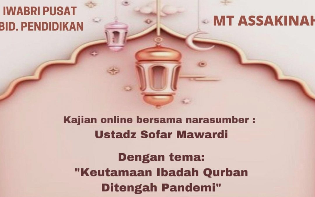 IWABRI Surabaya pada Kajian MT. Assakinah