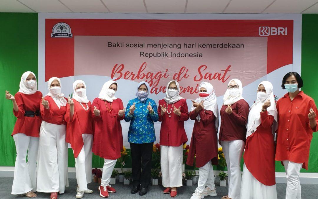 Baksos bersama IWABA Tingkat Wilayah Pekanbaru