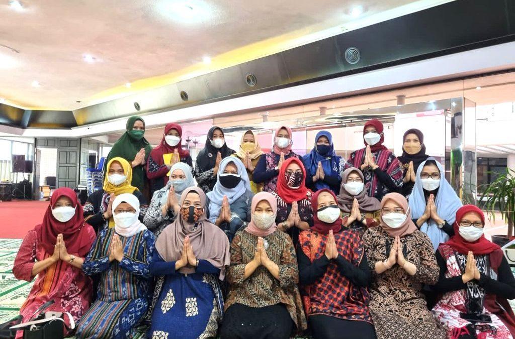 Pengajian Rutin IWABRI Tingkat Wilayah Malang September 2021