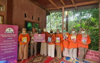 PENYALURAN BANTUAN DANA PENDIDIKAN – BIDANG SOSIAL BUDAYA, 29-30 SEPTEMBER 2021
